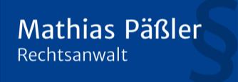Rechtsanwalt Mathias Päßler